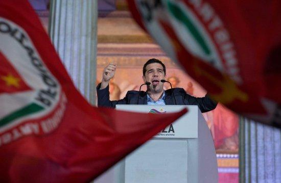 TIME 100 2015 Alexis Tsipras