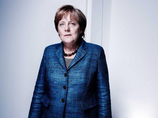 TIME 100 2015 Angela Merkel