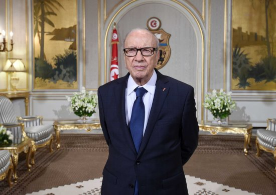 TIME 100 2015 Beji Caid Essebsi