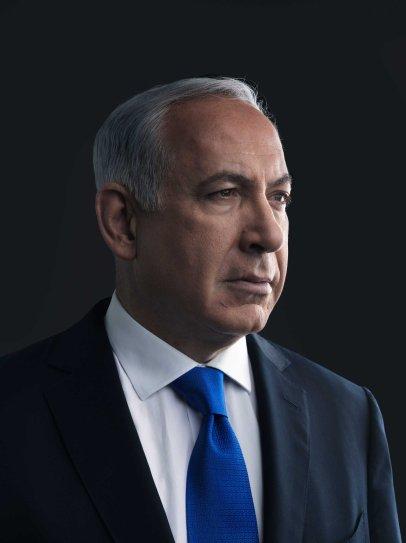 TIME 100 2015 Benjamin Netanyahu