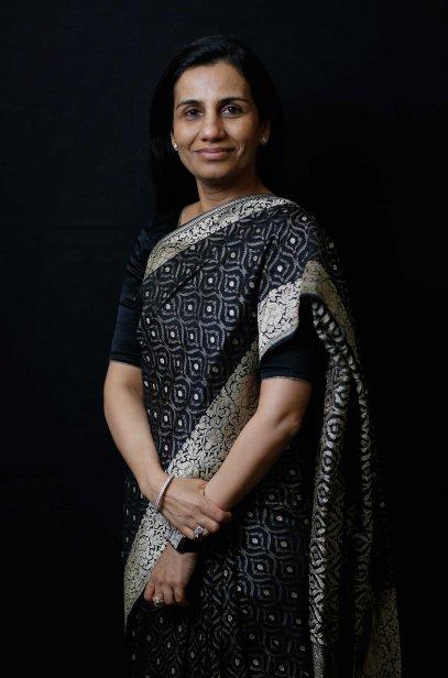 TIME 100 2015 Chanda Kochhar