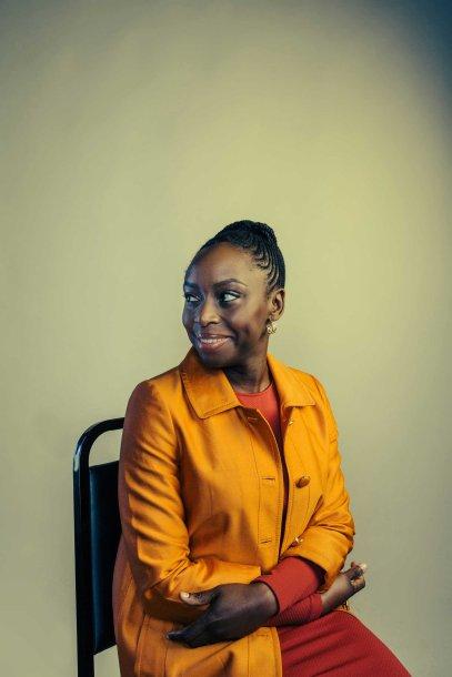 TIME 100 2015 Chimamanda Ngozi Adichie