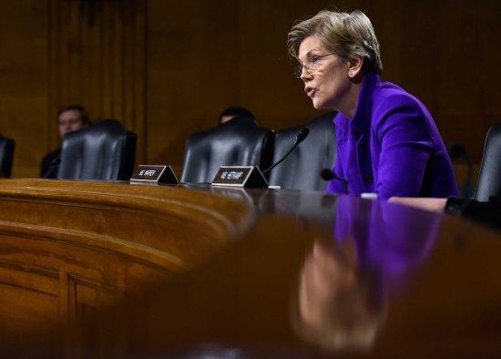TIME 100 2015 Elizabeth Warren