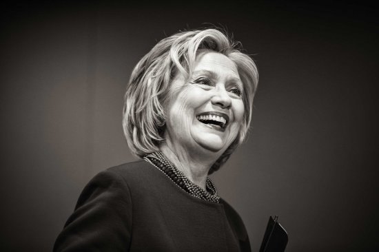 TIME 100 2015 Hillary Clinton