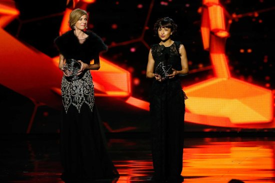 TIME 100 2015 Jennifer Doudna and Emmannuelle Charpentier