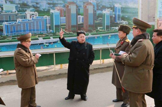 TIME 100 2015 Kim Jong Un