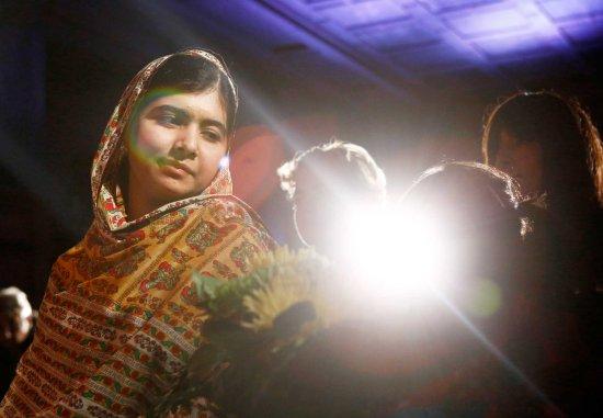 TIME 100 2015 Malala Yousafzai