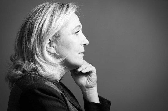 TIME 100 2015 Marine Le Pen