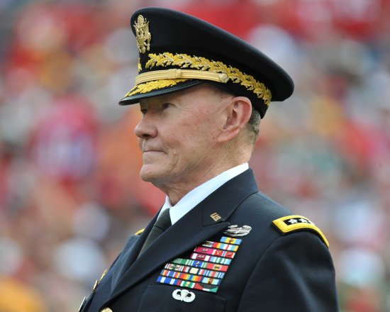 TIME 100 2015 Martin Dempsey