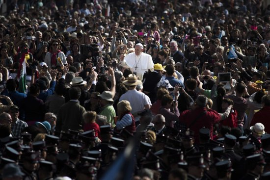 TIME 100 2015 Pope Francis Jorge Bergoglio