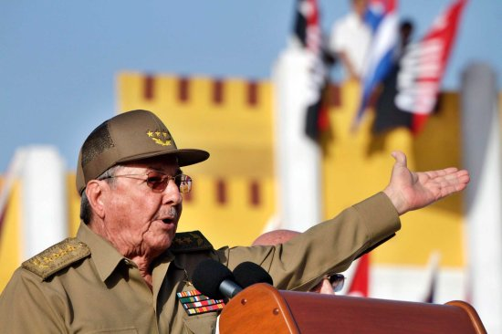 TIME 100 2015 Raul Castro