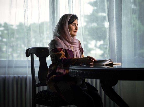 TIME 100 2015 Rula Ghani