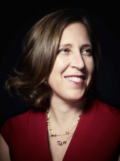TIME 100 2015 Susan Wojcicki