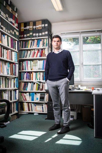 TIME 100 2015 Thomas Piketty