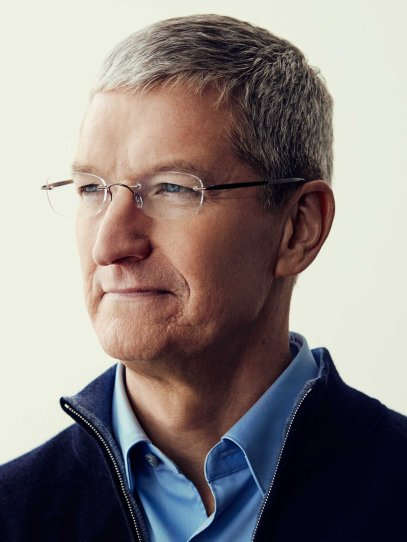 TIME 100 2015 Tim Cook