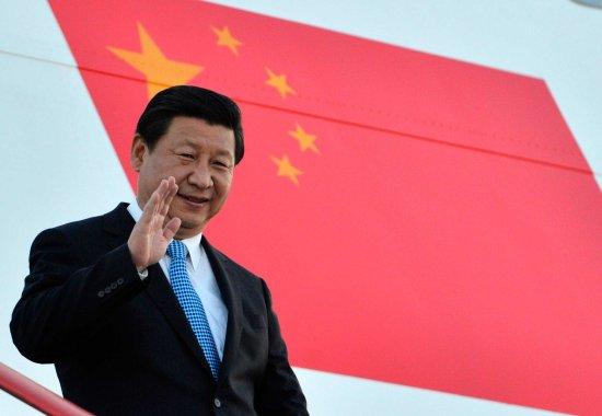TIME 100 2015 Xi Jinping