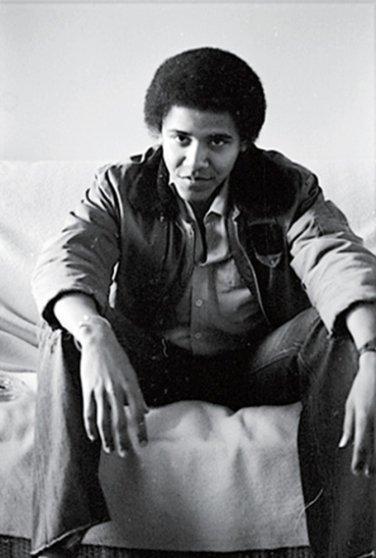 Barack Obama College Years Lisa Jack