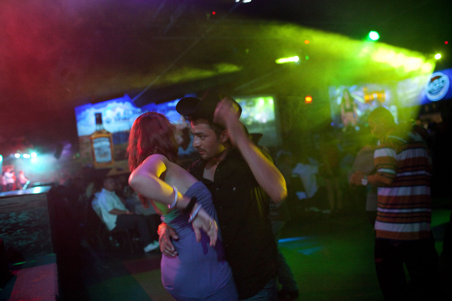 In the Crowd                               The surging popularity of narcocorridos has led to the proliferation of clubs all over Los Angeles and the western United States