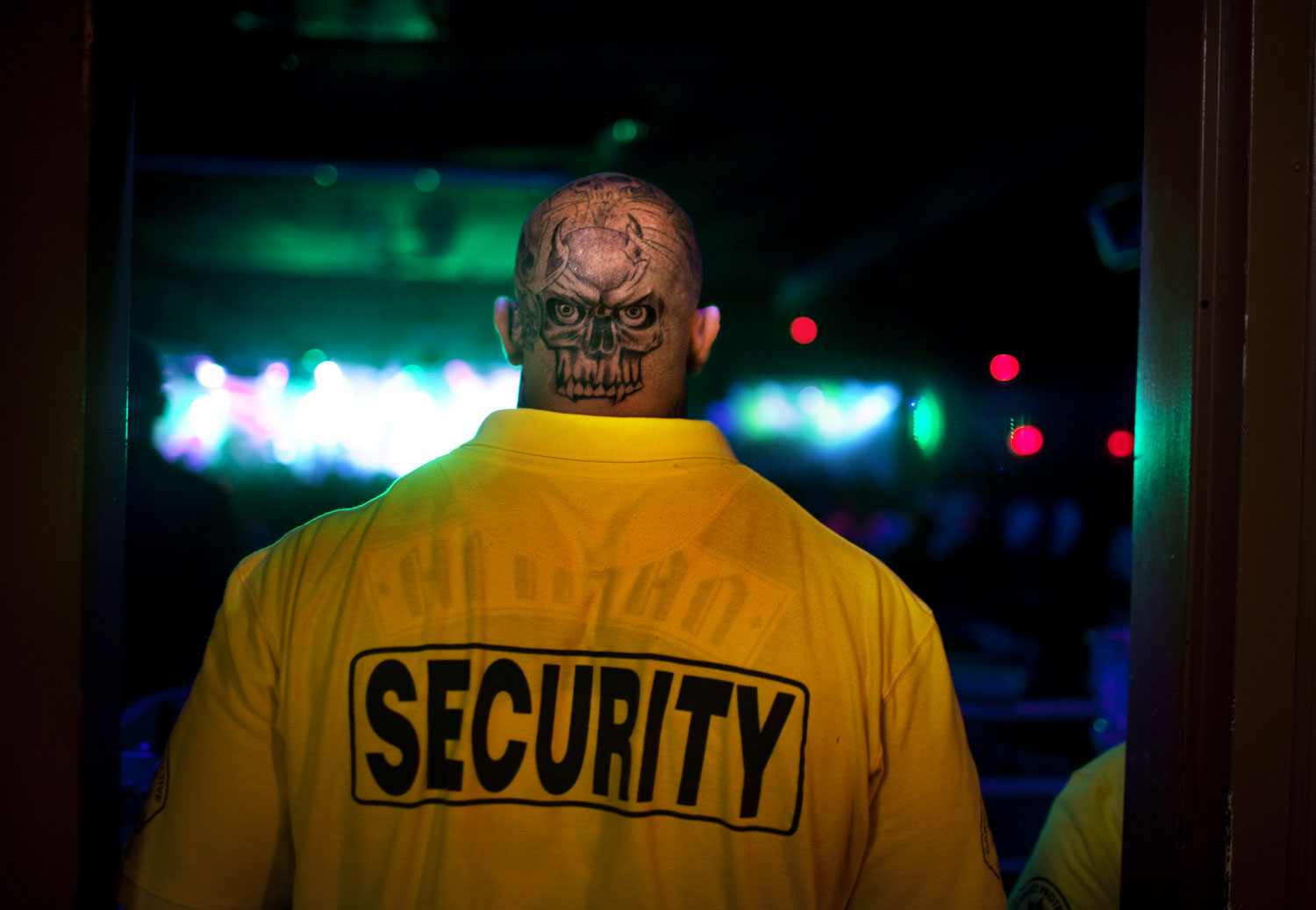 Security                               At the El Rodeo Night Club, heavy drinking is prevalent and fights tend to break out