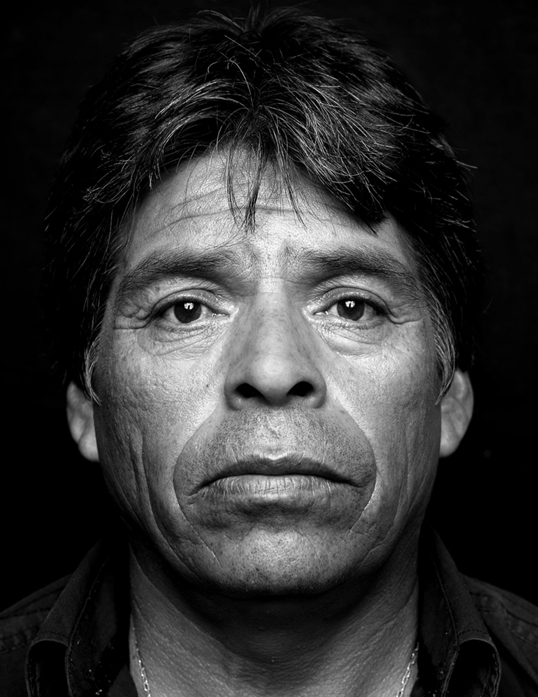 Darío Segovia, 48, drill operator.                               From a longtime mining family — even his mother, as a young woman, had been a mine explosives expert — Segovia has been working in mines since he was a young boy.  Thanks so much to everyone for their concern — and with all my heart,  says Segovia,  I lament all the miners who didn't survive in the New Zealand and China and U.S. accidents this year.