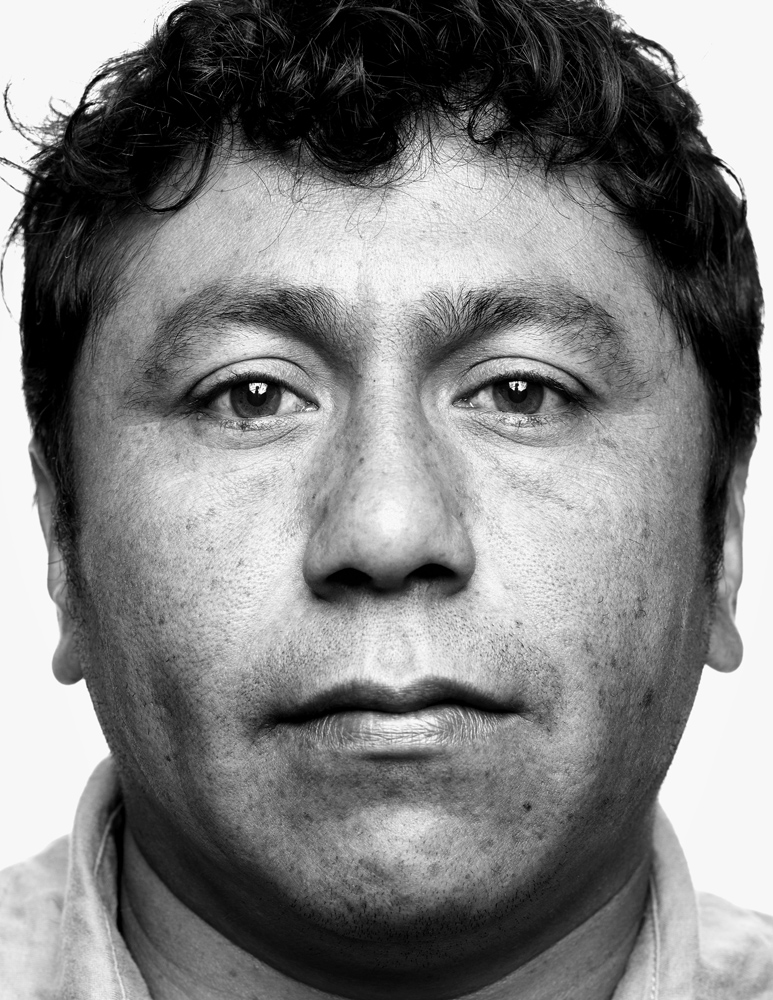 Victor Zamora, 34, mechanic and mine fortification specialist.                                I still can't sleep,  says Zamora.  I have nightmares that I'm back inside the mine.