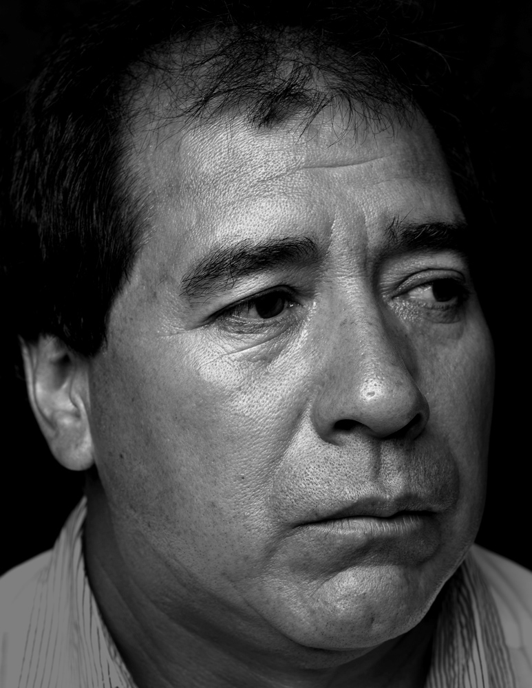 Victor Segovia, 48, driller.                               An artist and writer, Segovia kept a journal on the backs of mine checklist forms expecting it would found by his body, if at all.  I wrote for myself as therapy,  says Segovia who is working on a book about the experience,  to forget the problems.