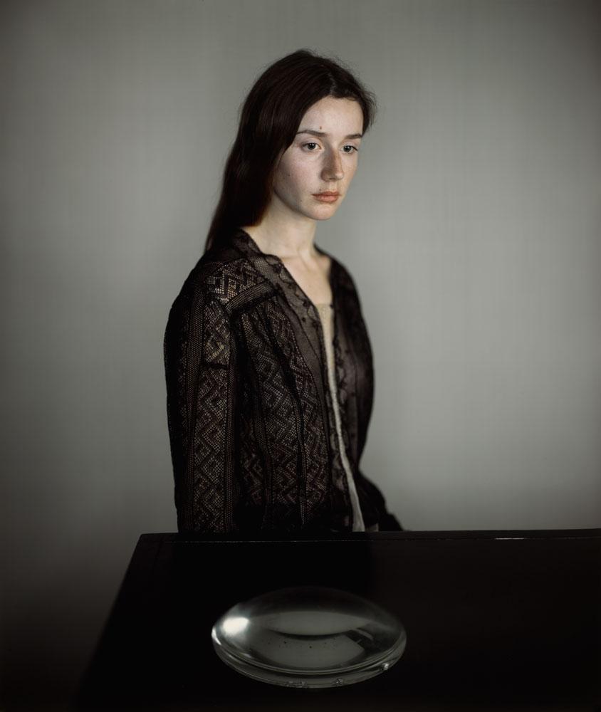 Tatiana with Imperfect Lense, 2011