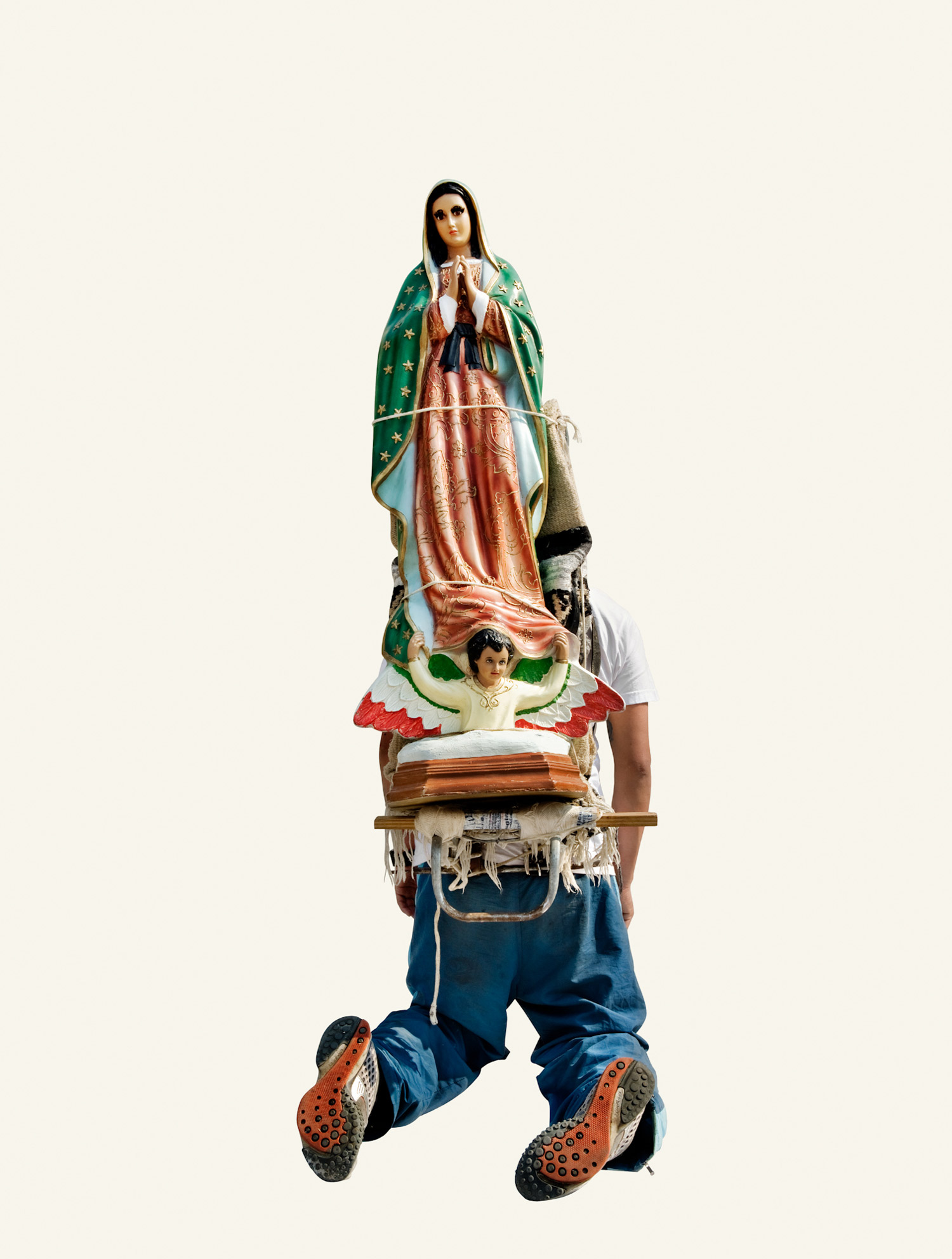 From the series, The Road to Tepeyac, 2009
