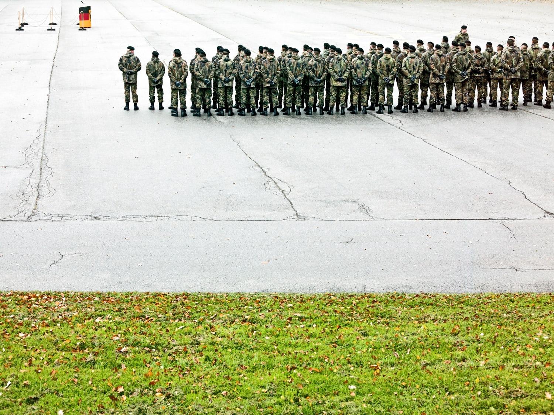 ...so german #4, 2010, Freyung