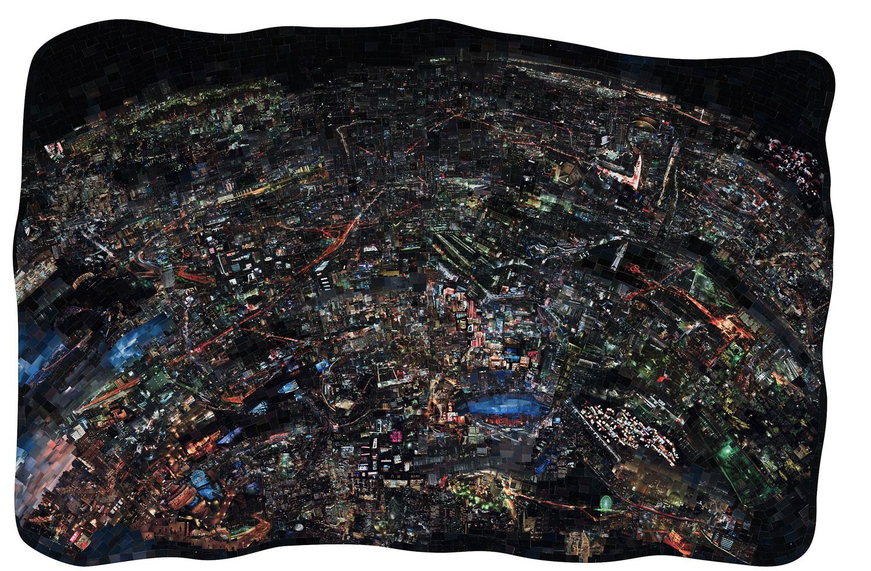 Diorama Map Night, 2009/2010                                                                                             Courtesy of Michael Hoppen Contemporary/ Emon Photo Gallery