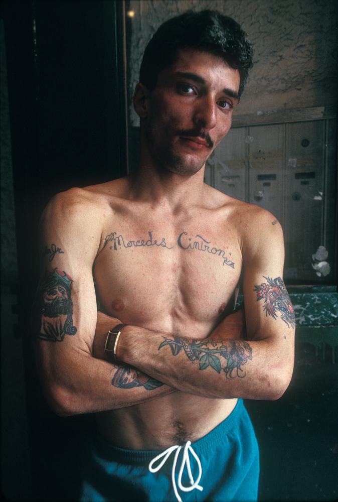 Johnny Cintron, 1991