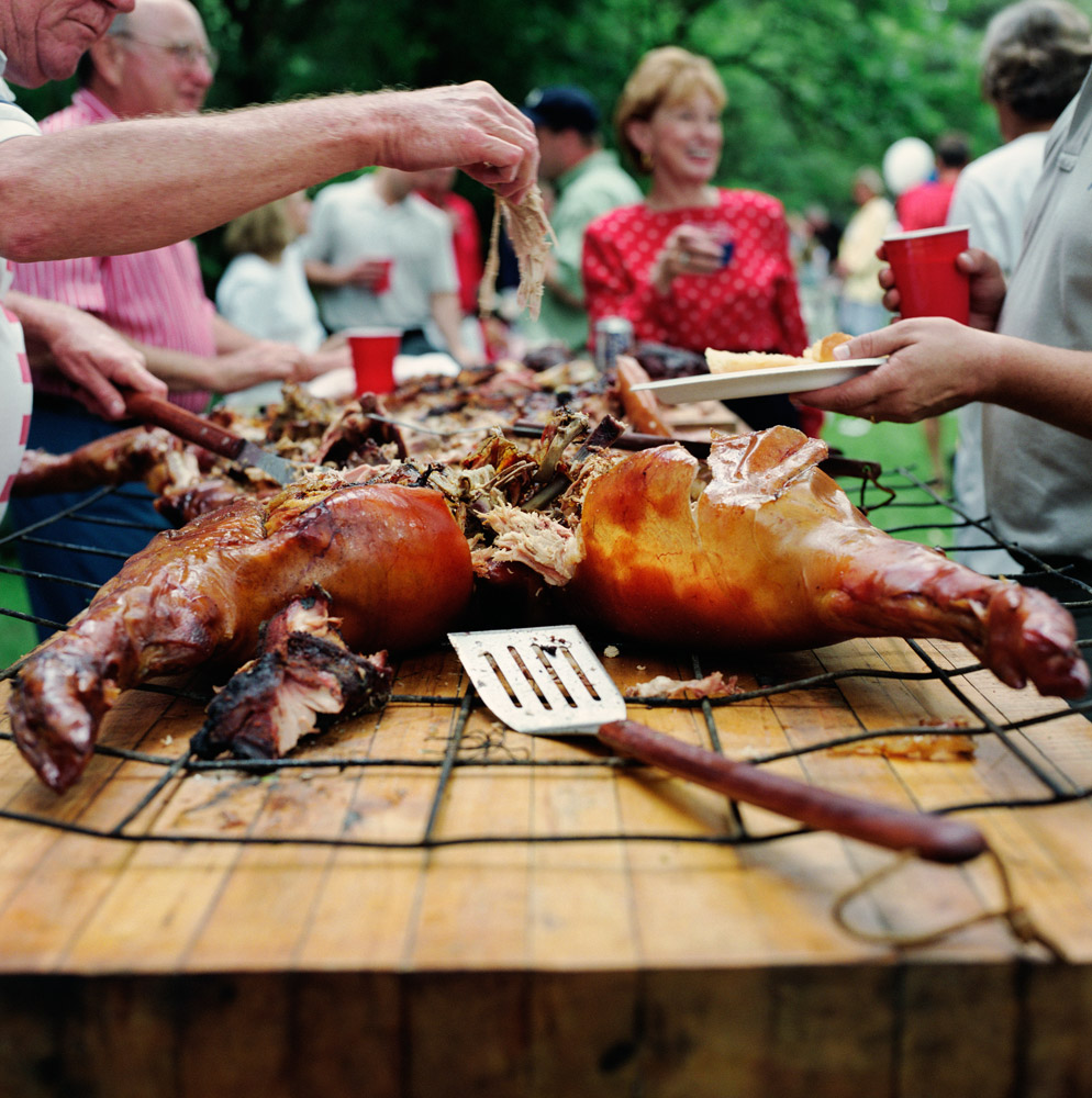 Pig Roast, 2005