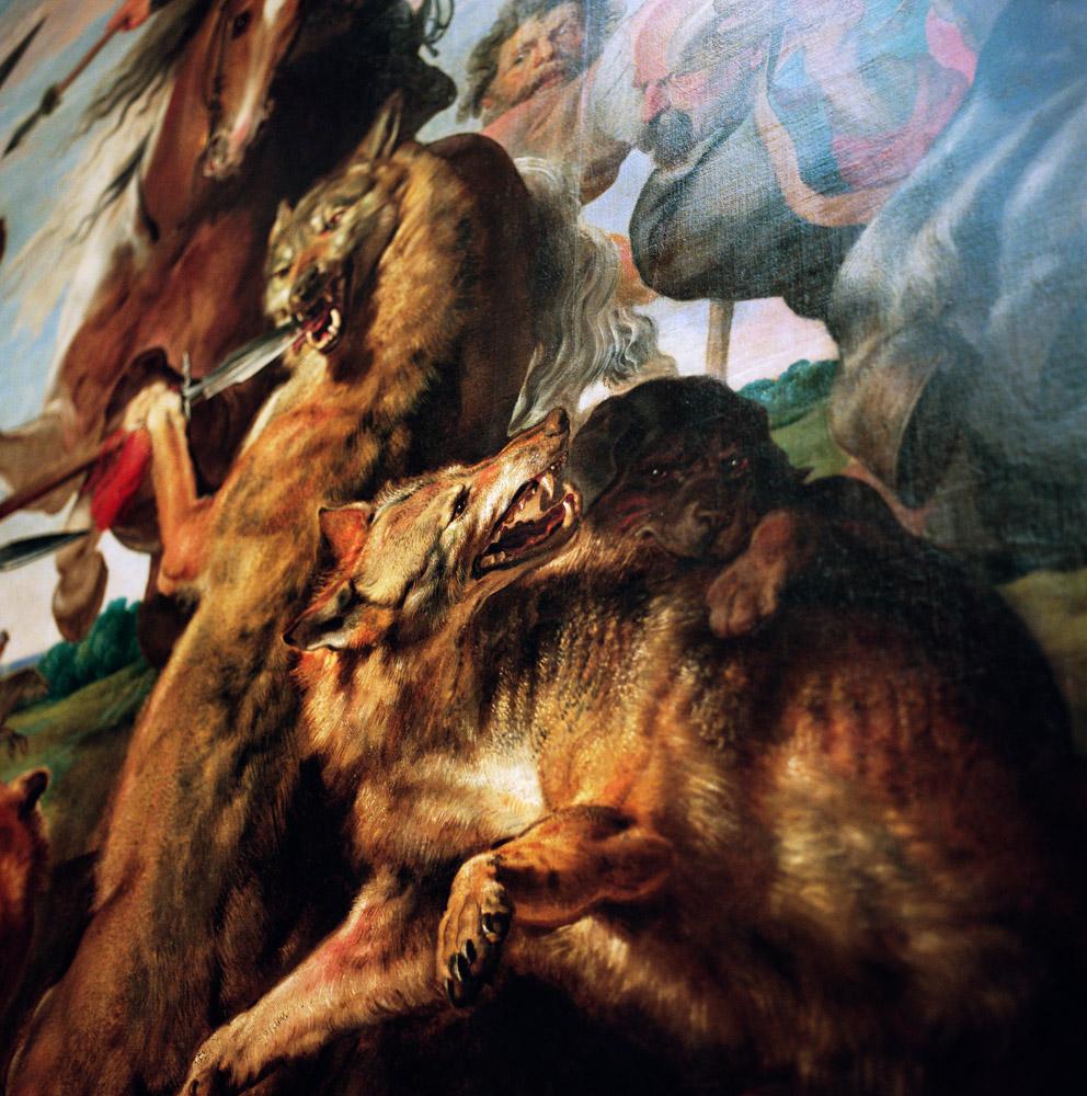 Rubens Dogs, 1999