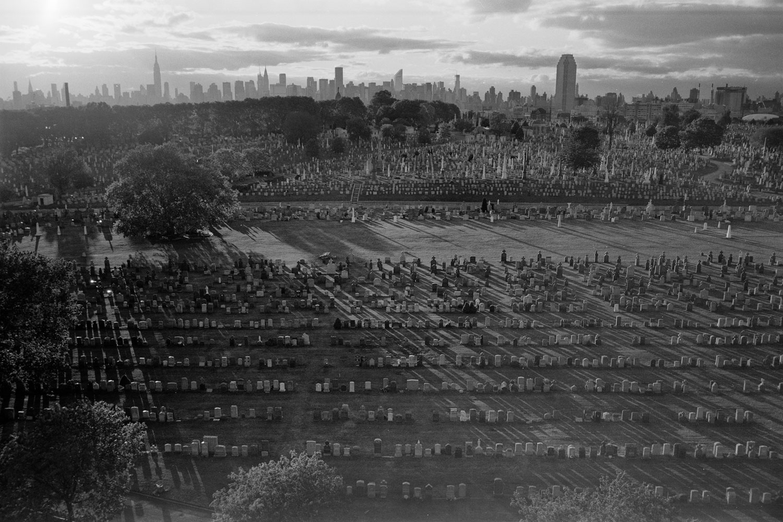 Cemetery, Queens, 2010.