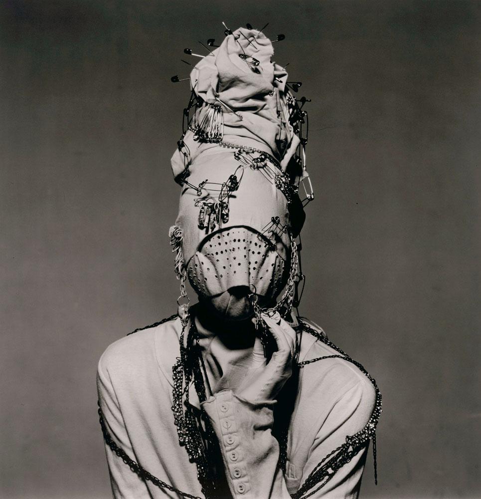 Canvas Head With Hardware (Design by Jun Takahashi), New York, 2006