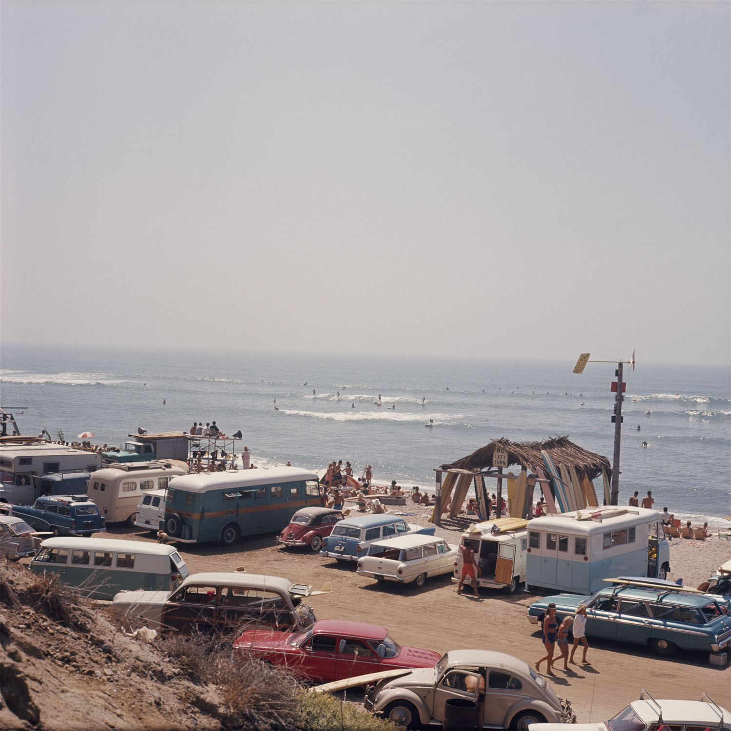Club Surfing Contest, San Onofre, 1963