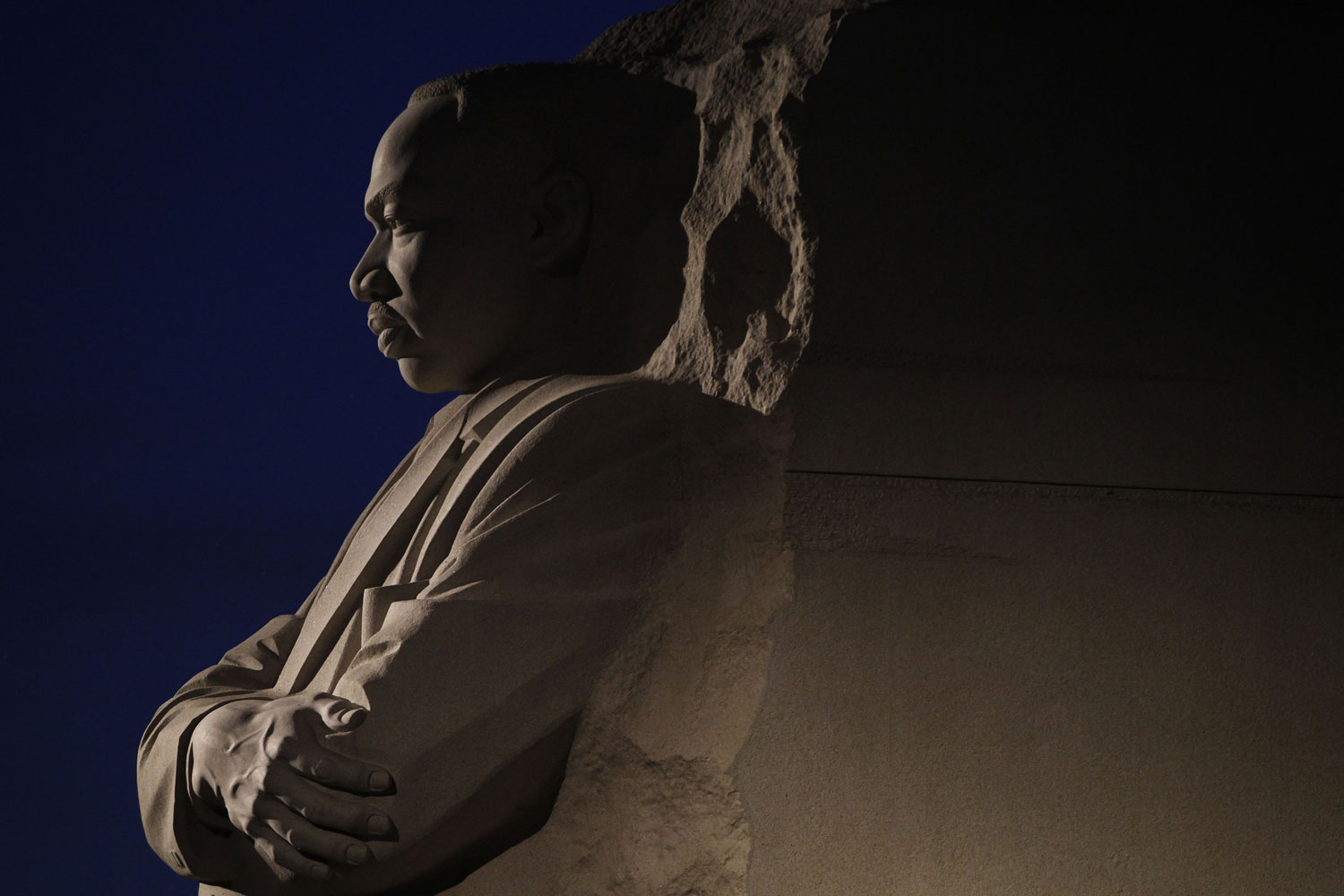 August 22, 2011. The recently finished Martin Luther King Jr. memorial on the National Mall in Washington is set to be dedicated on Aug.28. King, who was assassinated in 1968, would have been 82 thisyear.