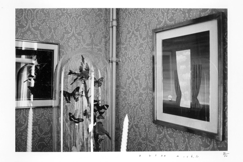 Terrarium ( Interior Magritte's Home), 1965