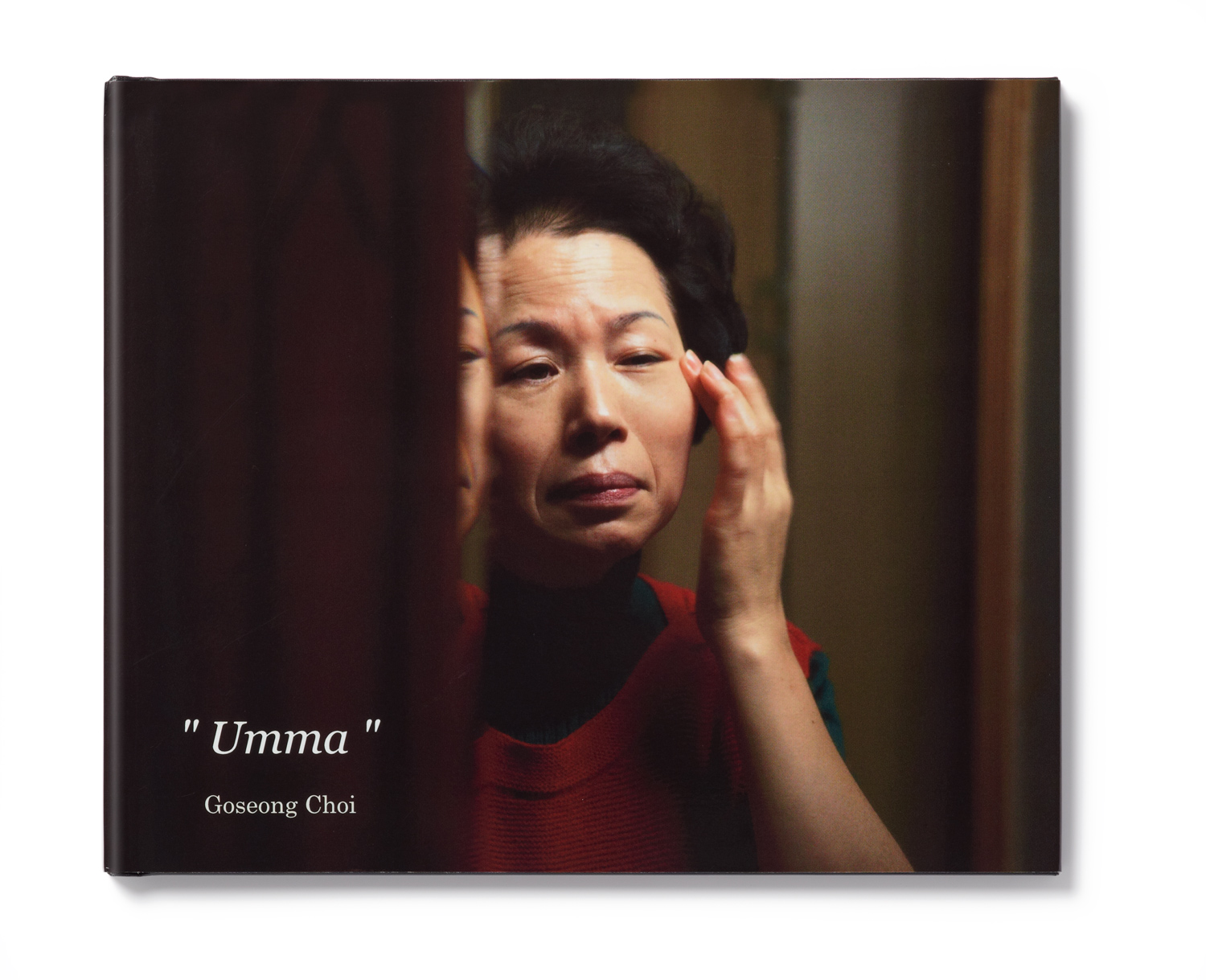 The winner in the student category was                                Goseong Choi's book Umma.