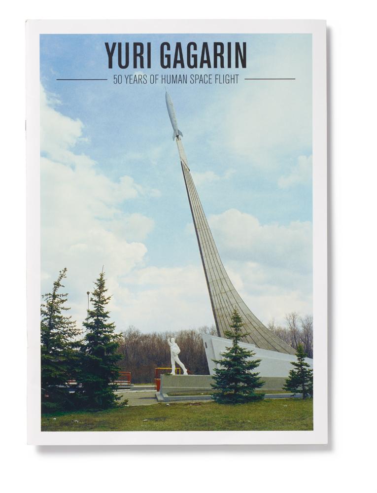 The winner in the fine art category was Rene Nuljens, Yuri Gagarin, 50 Years of Human Space Flight.