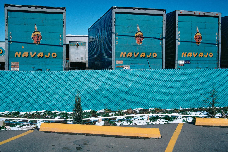 New Mexico, USA, 1975