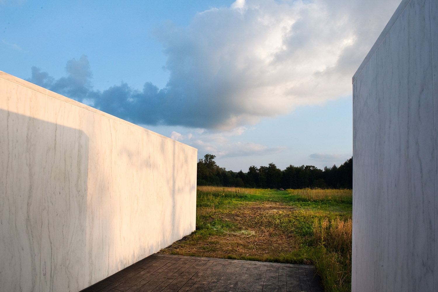 The day before the 10th anniversary of 9/11 at the Flight 93 National Memorial, Shanksville, Pa., Sept. 10, 2011.