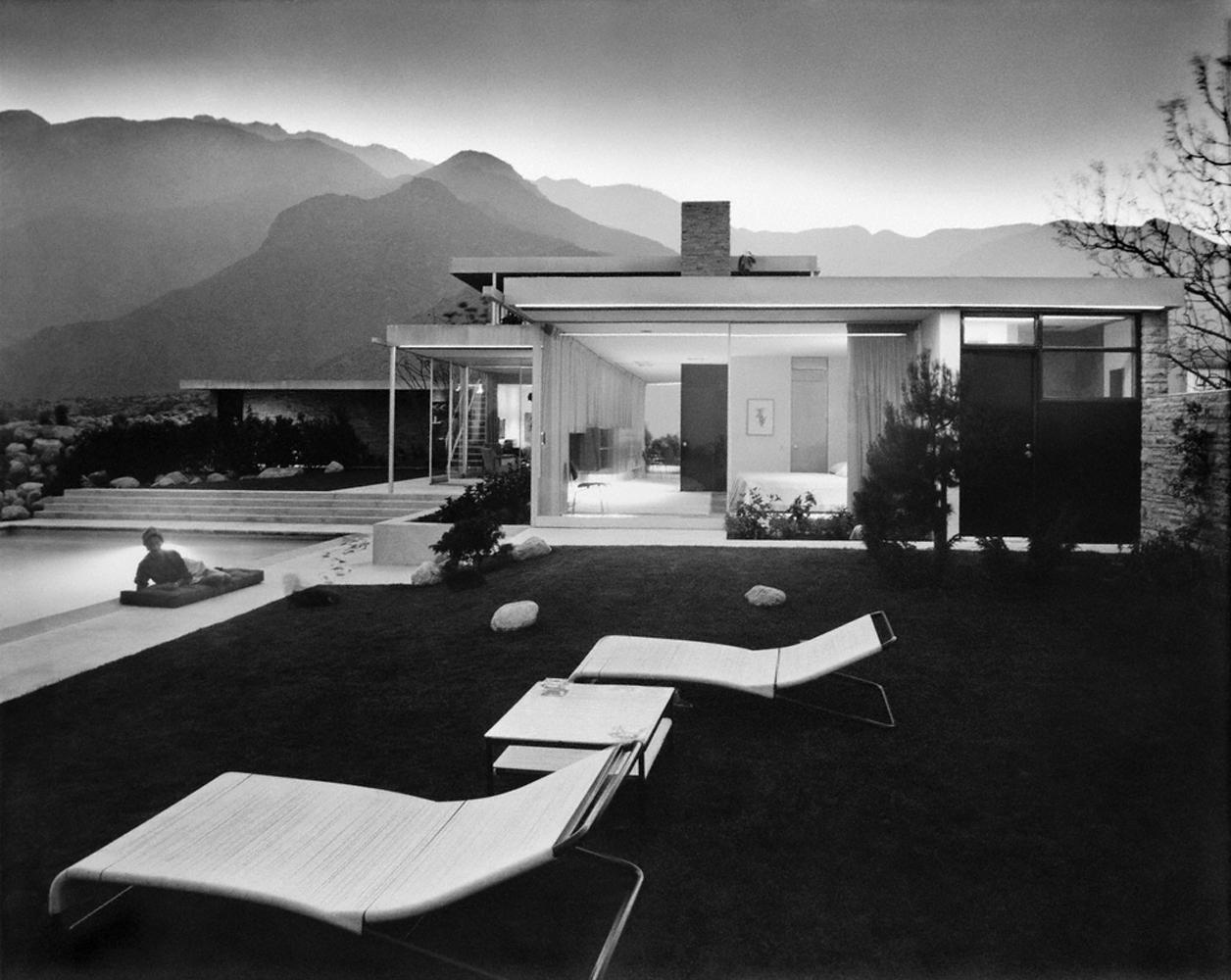 Kaufmann House, Palm Springs, CA. 1947  Richard Neutra, architect