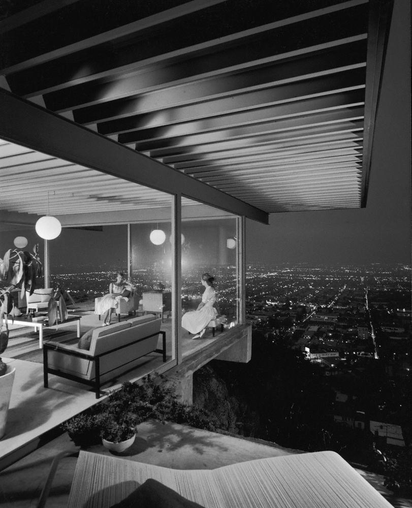 Case Study House #22. 1960 Pierre Koenig, architect