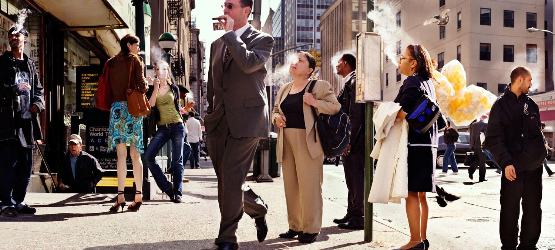 SMOKING SMOKERS, 2006