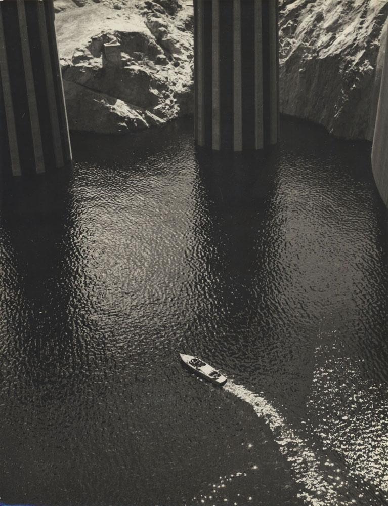 Boulder Dam, First Filling. 1936