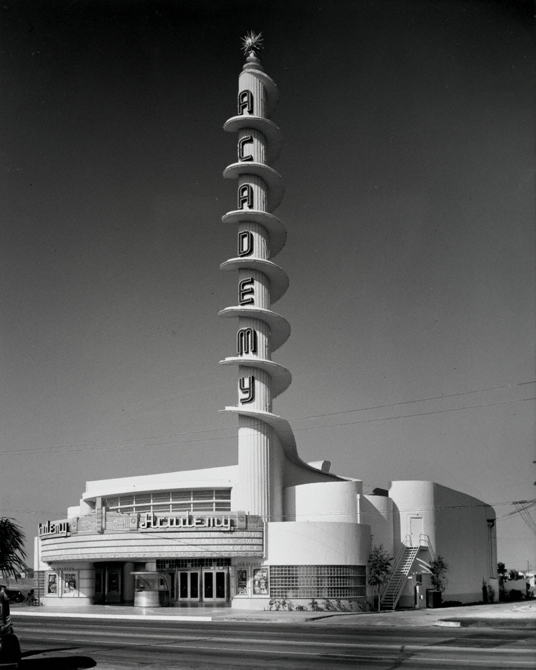 Academy Theater, Los Angeles, CA. 1940 S. Charles Lee, architect