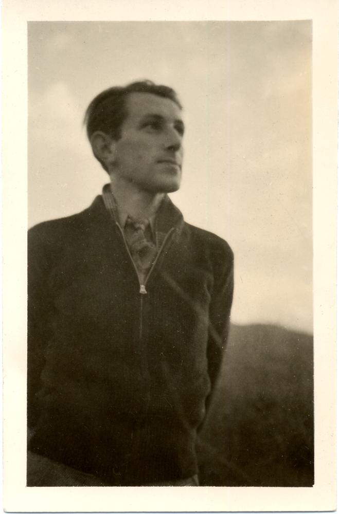 Self-Portrait. c. 1935
