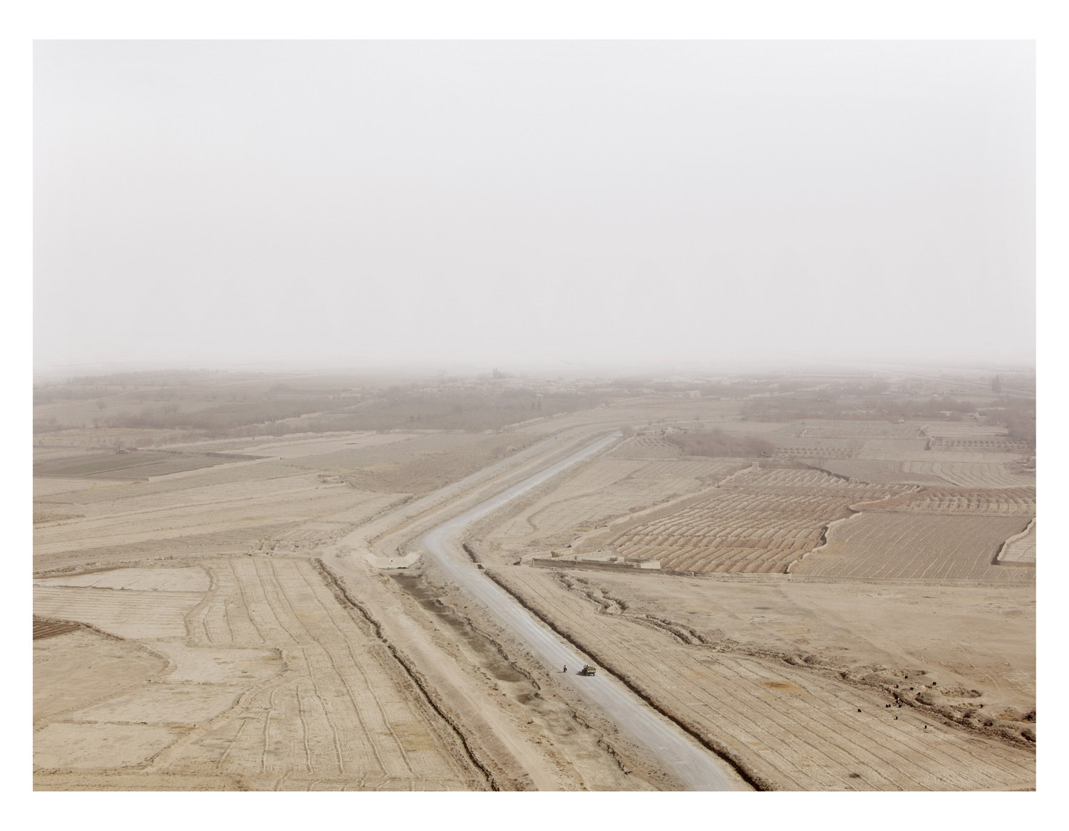 Observation Post. Exact location unknown. Kandahar Province. Afghanistan, 2011.