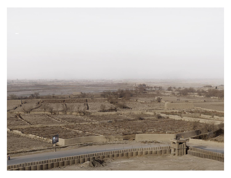 View. MA sum Ghar. Kandahar Province. Afghanistan, 2011.